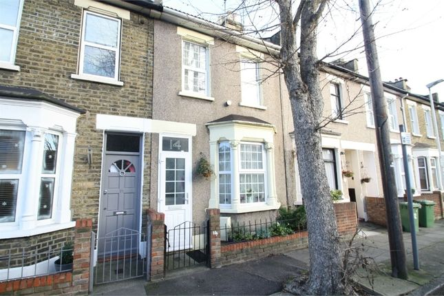 Thumbnail End terrace house for sale in Holness Road, Stratford, London