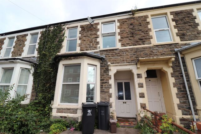 Thumbnail Terraced house for sale in Miskin Street, Cathays, Cardiff