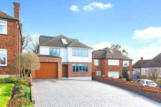Thumbnail Detached house for sale in Marsh Close, Mill Hill, London