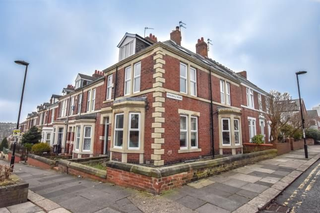 Thumbnail End terrace house for sale in Goldspink Lane, Newcastle Upon Tyne, Tyne And Wear