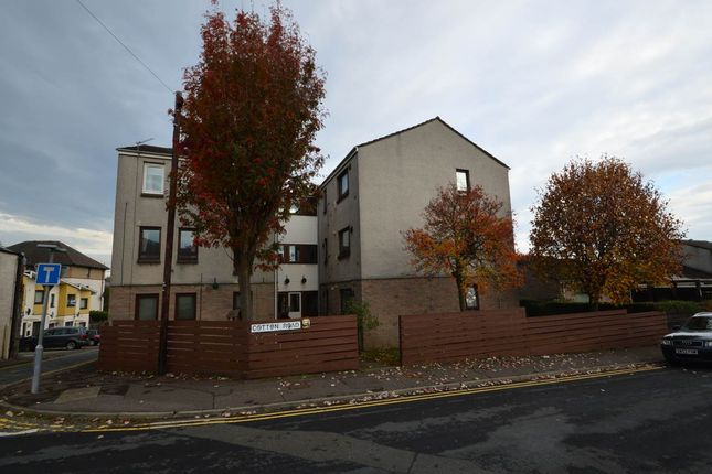 Thumbnail Flat to rent in Cotton Road, Dundee