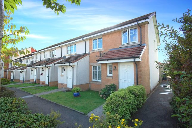 Thumbnail End terrace house for sale in Antonine Gate, Duntocher, Clydebank