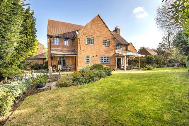 Thumbnail Detached house for sale in Walton Road, Walnut Tree, Milton Keynes