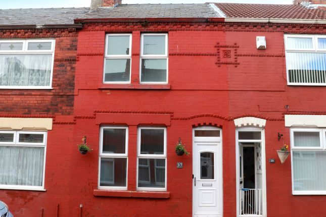Thumbnail Terraced house for sale in Kirk Road, Liverpool