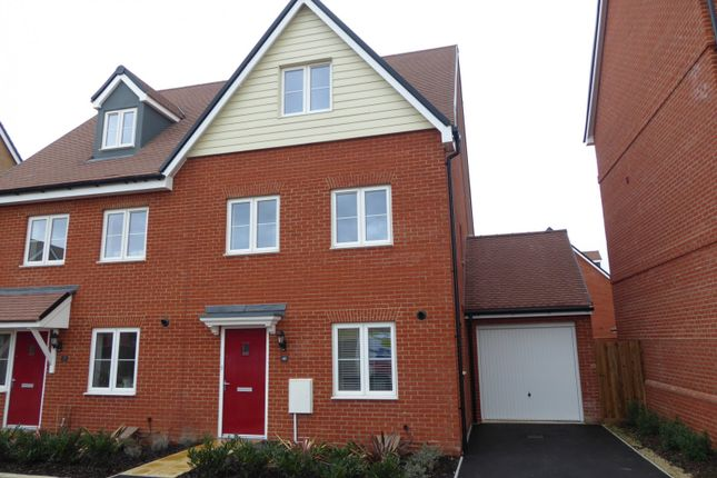 Thumbnail Property to rent in Tyson Road, Aylesbury