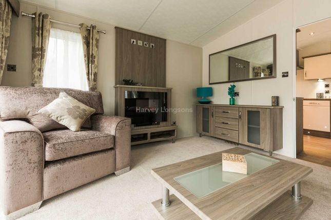 Thumbnail Lodge for sale in The Ridge West, St. Leonards-On-Sea