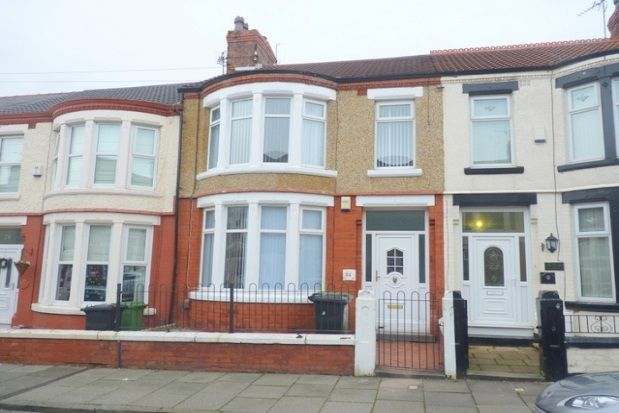 Thumbnail Terraced house to rent in Daffodil Road, Birkenhead
