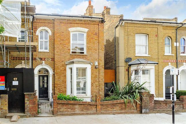 Thumbnail Semi-detached house for sale in St. Philip's Road, London