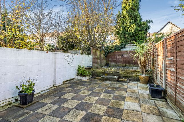 Garden of Dale Street, Chatham, Kent ME4