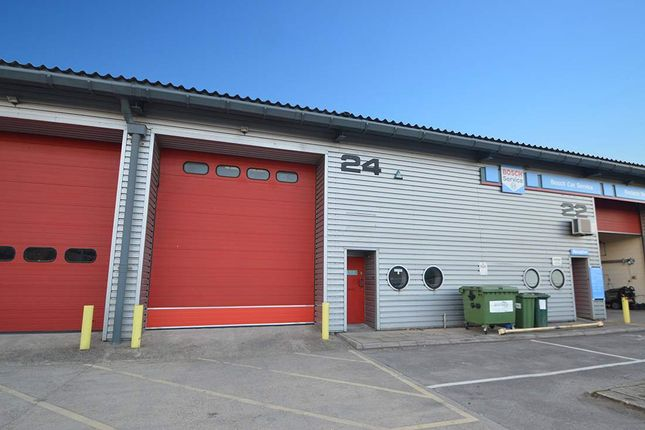 Thumbnail Warehouse to let in Unit 24 Holton Road, Poole