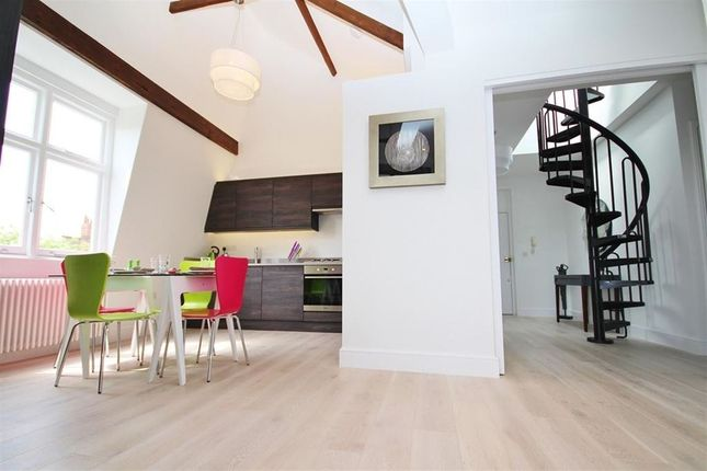 Thumbnail Flat for sale in Lauderdale Mansions, Lauderdale Road, Maida Vale