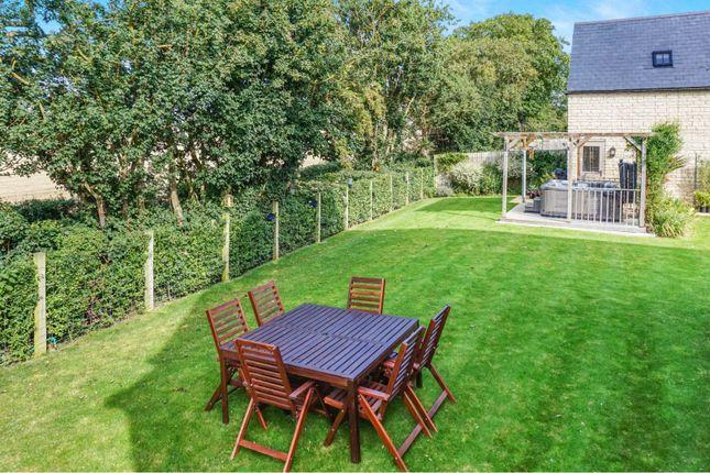 Rear Garden of Jacobs Piece, Fairford GL7