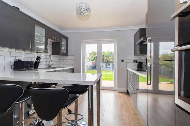 Thumbnail Semi-detached bungalow for sale in Leighfields Road, Eastwood