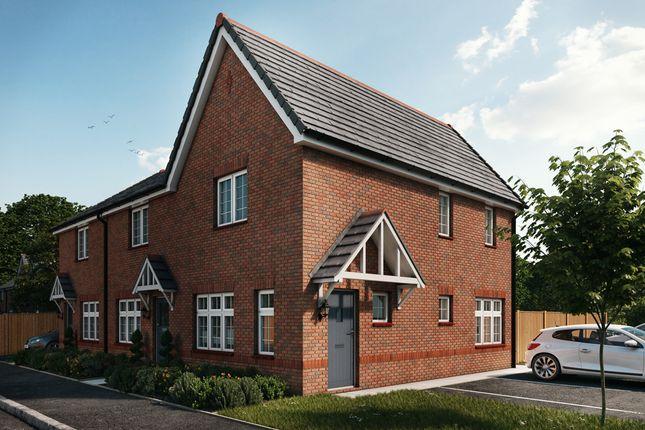 Thumbnail Terraced house for sale in Lon Hir, Alltwen, Swansea