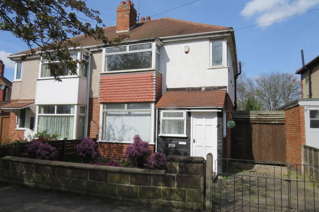Thumbnail Semi-detached house for sale in Boulton Lane, Alvaston, Derby