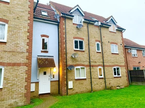 Front of Hampstead Gardens, Chadwell Heath, Romford RM6