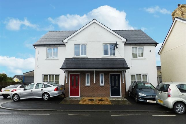 Thumbnail Semi-detached house for sale in Midland Mews, Llanybydder, Carmarthenshire