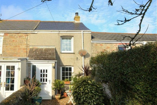 Thumbnail Cottage for sale in Short Cross Road, Mount Hawke, Nr Truro, Cornwall