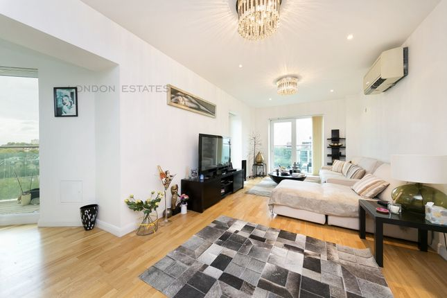 Thumbnail Flat to rent in Cavalier House, Uxbridge Road, Ealing
