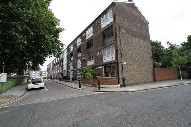 Thumbnail Maisonette for sale in Smythe Street, Poplar, London