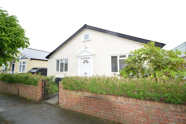 Thumbnail Bungalow to rent in The Bungalows, Streatham Road, London