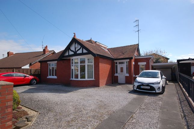 Thumbnail Detached bungalow for sale in Daggers Hall Lane, Blackpool