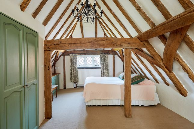 Bedroom of Cousley Wood, Wadhurst TN5