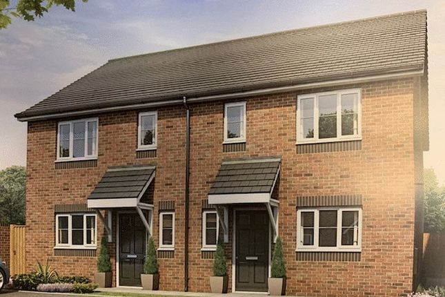 Thumbnail Semi-detached house for sale in Houlston Close, Telford