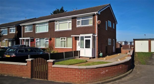 Thumbnail Flat for sale in Otley Road, Lytham St. Annes