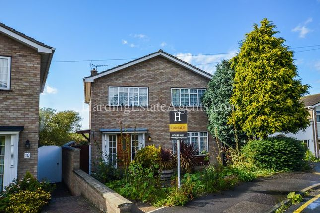 4 bed detached house for sale in Burrows Way, Rayleigh, Essex