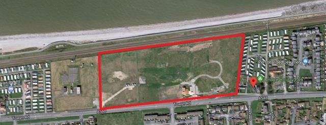 Thumbnail Land for sale in Land At Towyn Road, Pensarn, Abergele