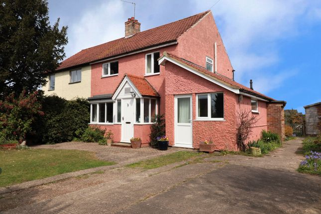 Thumbnail Cottage to rent in Hall Road, Wenhaston