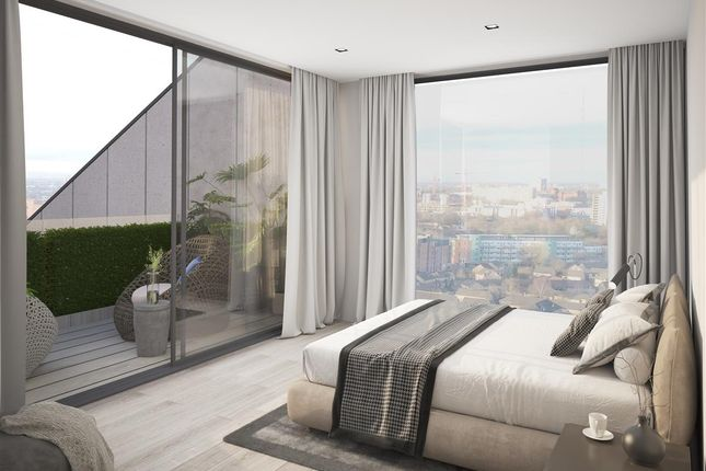 Thumbnail Flat for sale in Floor 7, Element, Uptown, Trinity Road, Manchester