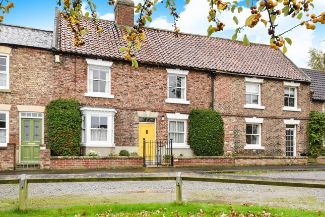 Thumbnail Terraced house for sale in St. James Green, Thirsk