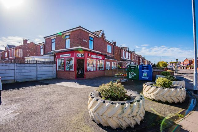 Thumbnail Retail premises for sale in Bispham Road, Southport