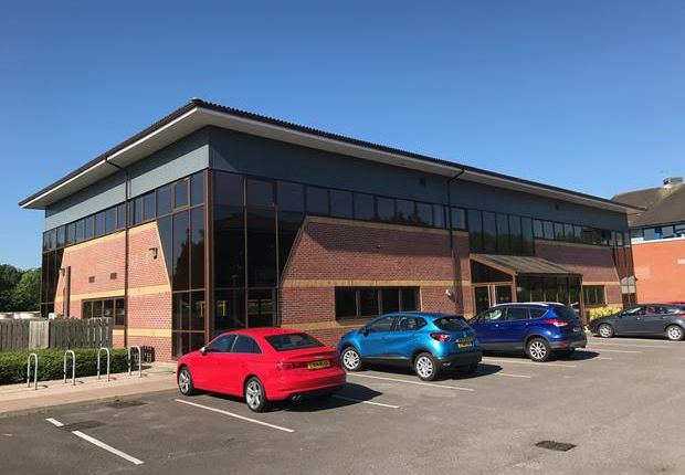Thumbnail Office to let in Building J, First Floor, Ellice Way, Wrexham Technology Park, Wrexham