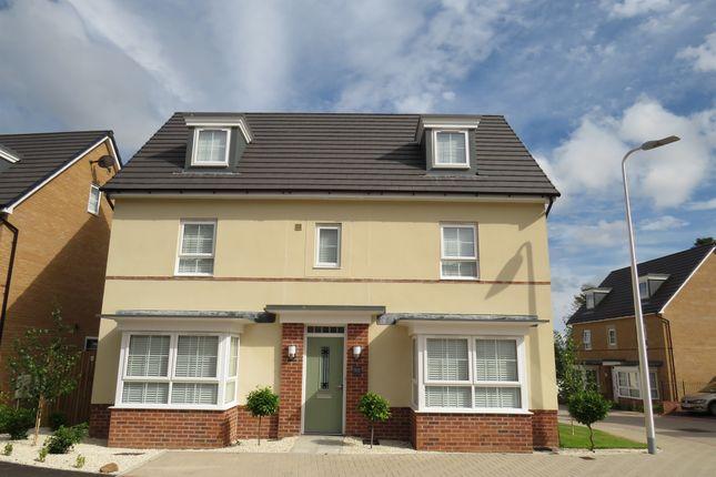 Thumbnail Detached house for sale in Ffordd Hann, Talbot Green, Pontyclun