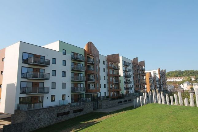 Thumbnail Flat to rent in Argentia Place, Bristol, Portishead