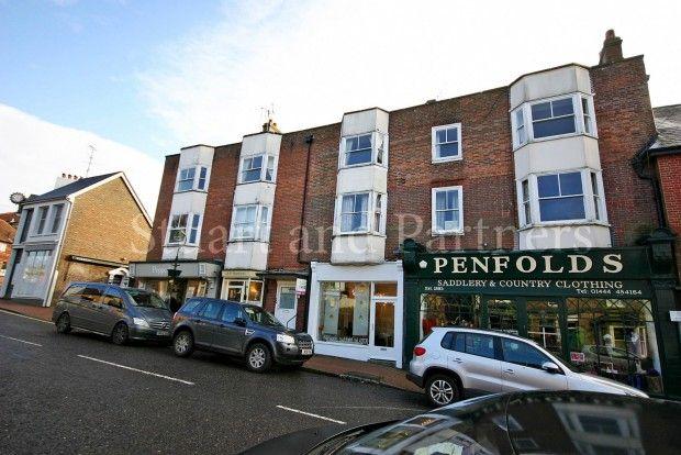 Thumbnail Flat to rent in High Street, Cuckfield
