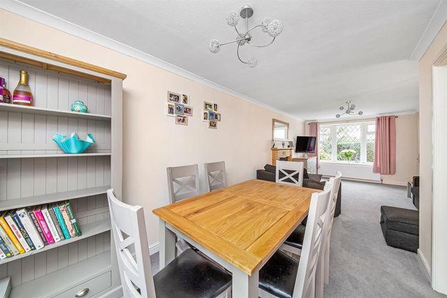 Dining Area of Mancroft, Haxby, York YO32