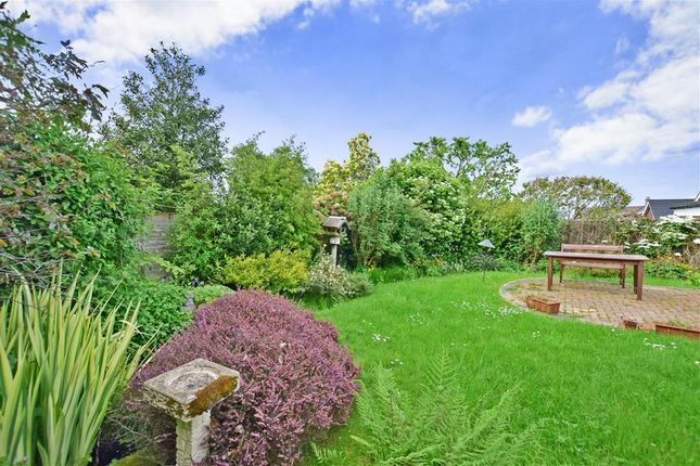 Thumbnail Detached bungalow for sale in Common Wood Rise, Crowborough, East Sussex