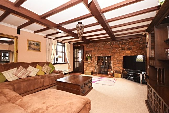 Thumbnail Detached house for sale in Fail Toll Cottage, By Tarbolton, East Ayrshire
