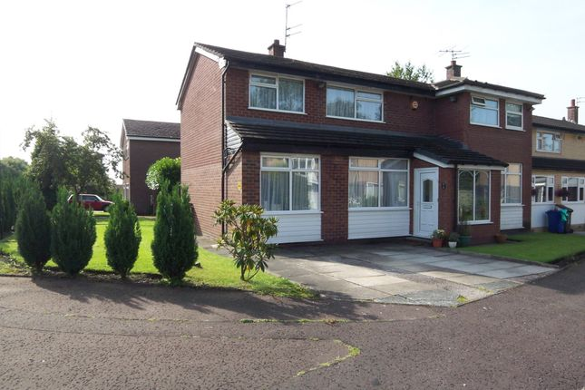 Kibworth Close, Whitefield, Manchester M45