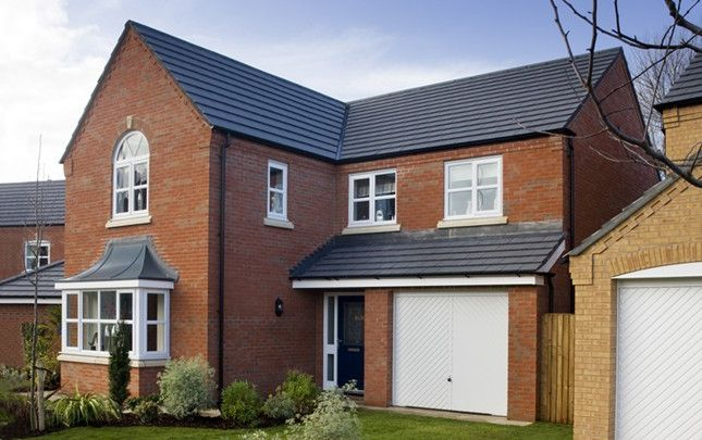 Thumbnail Detached house for sale in The Sutton, Brindle Avenue, Coventry