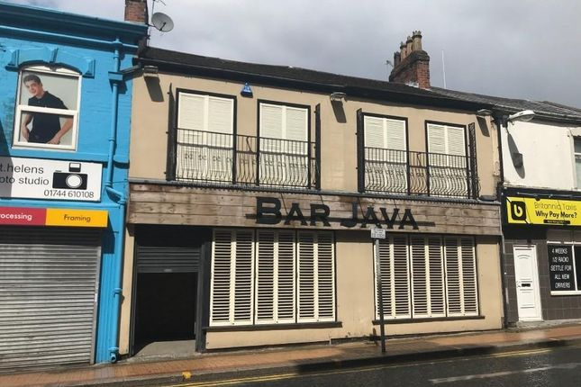Thumbnail Leisure/hospitality to let in 56-58 Westfield Street, St Helens, Merseyside
