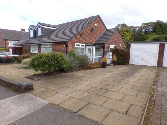 Thumbnail Bungalow for sale in Wallgate Way, Liverpool, Merseyside