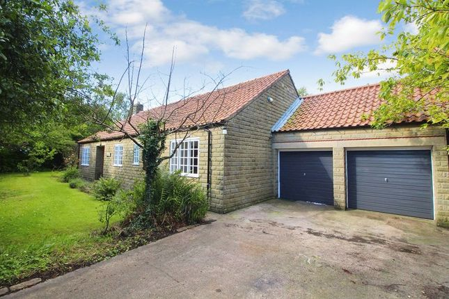 Thumbnail Detached bungalow for sale in Killay, Wilsons Lane, Scarborough
