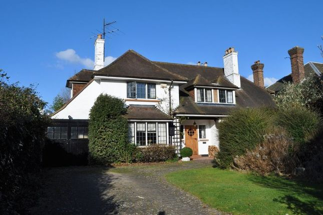 Thumbnail Detached house for sale in Langley Avenue, Surbiton
