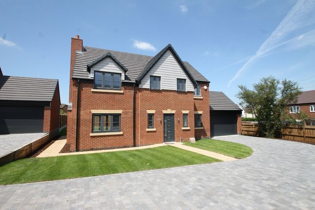 Thumbnail Detached house for sale in Spon Lane, Grendon, Atherstone