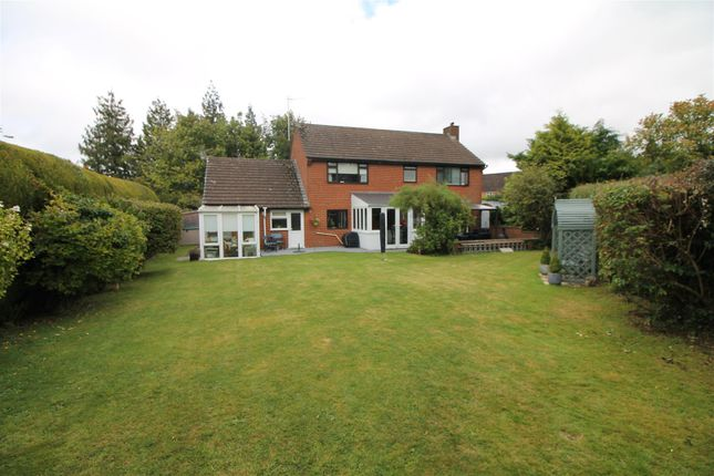 Thumbnail Detached house for sale in Coverham Road, Berry Hill, Coleford